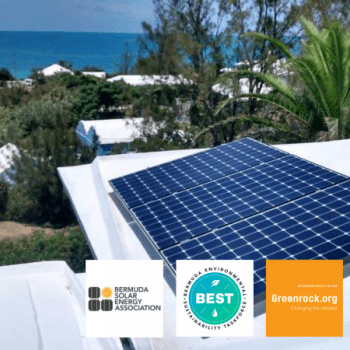 Bermuda solar panel integrated resource plan